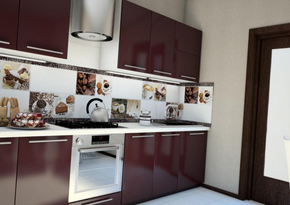 плитка для кухни на фартук фото