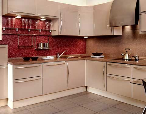 дизайн интерьера угловых кухонь рекомендации с фотографиями от
